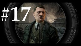 Sniper Elite V2 Walkthrough / Gameplay Part 17 - Le Ending