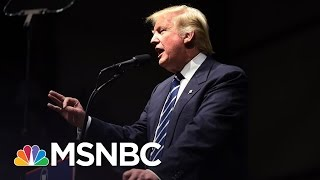 Donald Trump Reacts To House's Decision To Ax Ethics Office | MSNBC