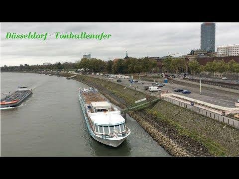 Düsseldorf - Tonhallenufer / Parkplatz für Wohnmobile und PKW