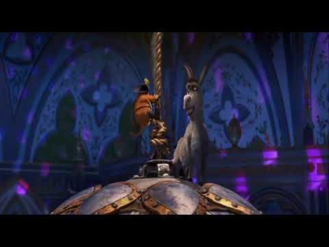 Shrek 4 - Nejlepší scéna |4| Kocour, co se nevešlo (Zvonec a Konec)