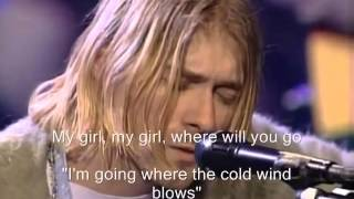 Nirvana - Where did you sleep last night