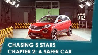 Sponsored - Safety At The Core Of Nexon: Chapter Two | NDTV carandbike