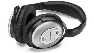 Review: Bose QC15 Headphones