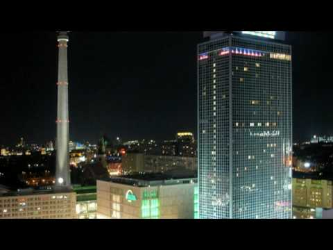 Alexanderplatz / Fernsehturm (TV Tower) - Berlin, Germany