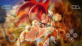 Top 5 Dragon Ball PPSSPP (PSP) Games With Download Links for Android