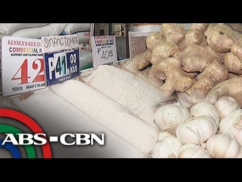 Producers complain on the price hike of food spices and rice
