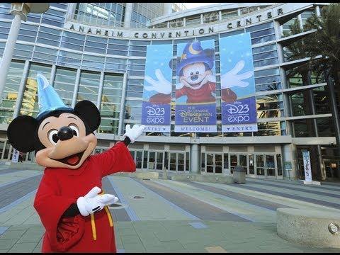 Disney's D23 Expo Highlights - AMC Movie News