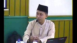 Pengajian Ahad Pagi 17 01 08 Oleh Ustadz Ammi Nur Baits, ST, BA