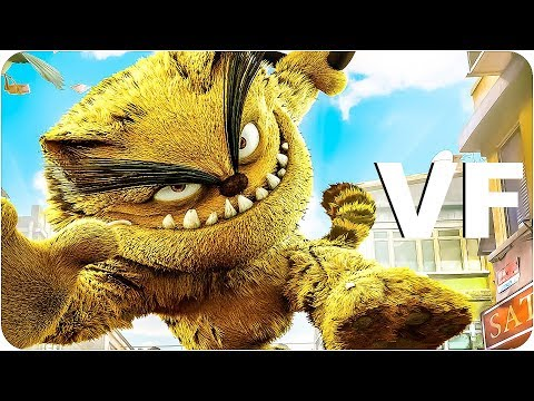 BAD CAT Bande Annonce VF (2017) streaming vf