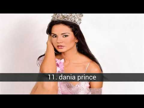 Les plus belles femmes du Honduras
