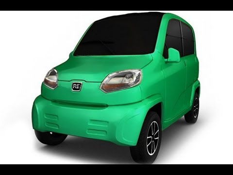 Bajaj RE60 BAJAJ SMALL CAR