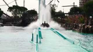Atlantica supersplash Europa Park Germany