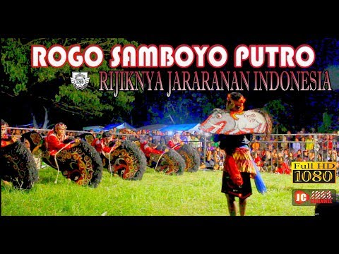 """ROGO SAMBOYO PUTRO LIVE SEMAMPIR MEI 2018 """"PERANG CELENG"""""""