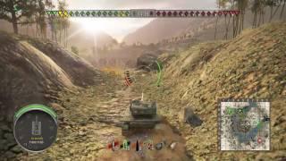 World of Tanks PS4 - Comment spot sur Rivière des Perles