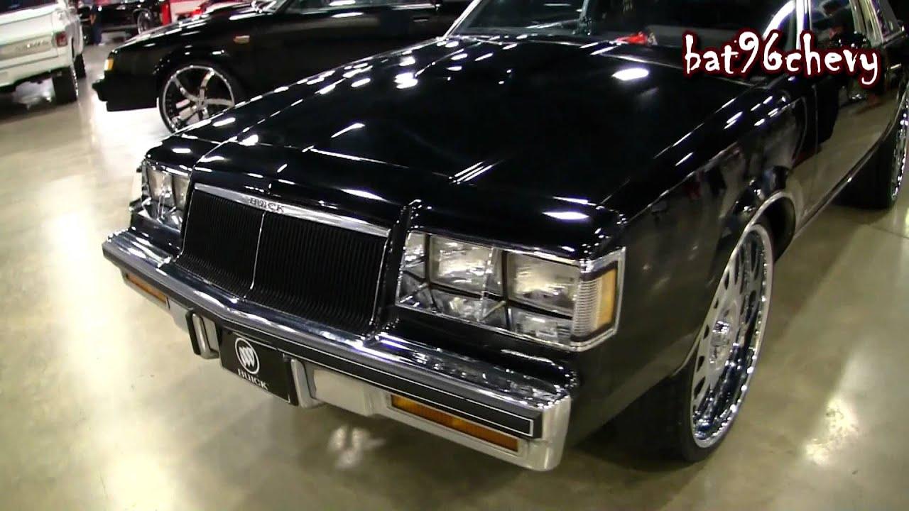 Black Buick Regal On 24 Quot Forgiatos Grano Wheels 1080p Hd