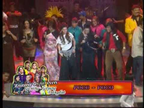 Cucak Rowo@Zoom In Dangdut-Poco Poco-All Artis