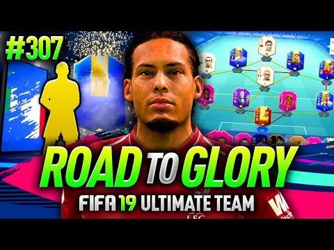 FIFA 19 ROAD TO GLORY #307 - TOTS HAVERTZ & BEN YEDDER ARE AMAZING!