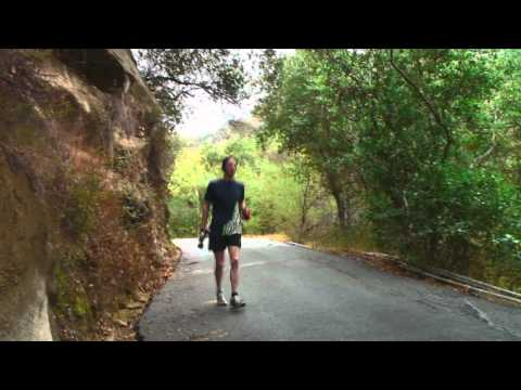 Longboarding, Paul's to the Wall: Training for a Marathon Pt. 1