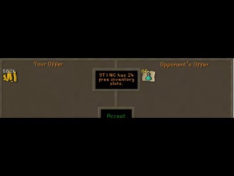 Runescape 2007: Great Money Making Guide