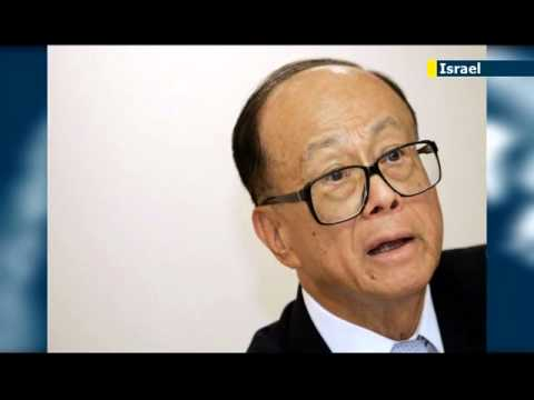Asia's richest man Li Ka Shing teams up with Israeli university Technion in USD 130m China project