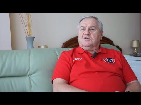 Владимир Крикунов - о секрете победы над СКА и составе на матч в Череповце