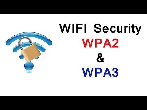 WIFI Security WPA2 & WPA3 Explained by Tech Guru Manjit