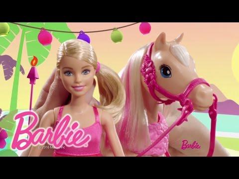 Barbie y su caballo Bailarín | Barbie