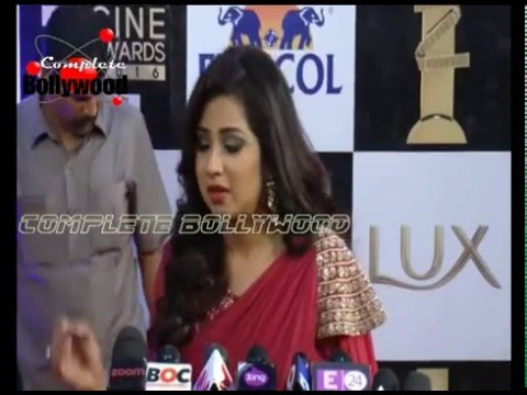 Salman, Kajol, Sonam, Anil, Ranveer & Others at Red Carpet 'Zee Cine Awards 2016' Part  1
