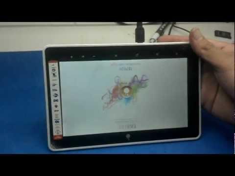 TB7020 - Instalação do firmware para o Tablet Orange