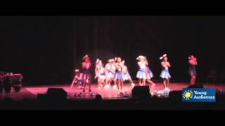 Marrero Middle Cheerleading: Winter Spotlight 2012