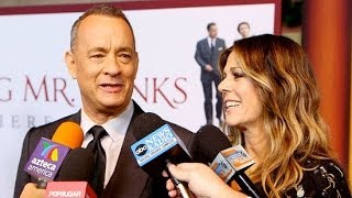 "Tom Hanks Admits: ""I Don't Look Anything Like"" Walt Disney 