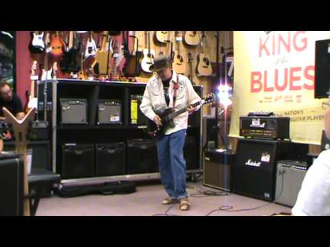 Guitar Center King of the Blues, Store Final, 9-10-2009, Englewood, CO