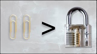 How to Pick a Lock (TRANSPARENT)