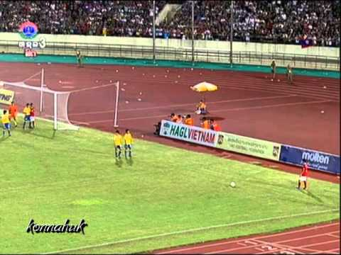 U16 Final '' Thailand Vs Laos ' ��ย Vs ลาว part 10