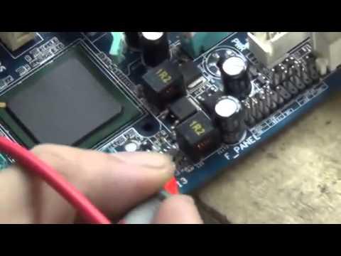 Xlxx Hướng Dẫn Đo Các Mức Điện Áp Trên Main Gigabye Dv Sửa Chữa Máy Tính Tận Nhà Xlxx video