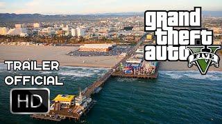 Grand Theft Auto V Movie Trailer #2 (2017) Steven Ogg, Ned Luke HD