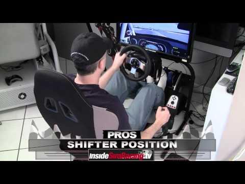 Bob Earl Virtual Racing Cockpit VRC MK 2 Sim Racing Rig Review