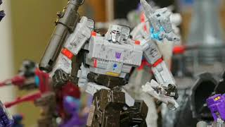 Transformers war for Cybertron Siege Decepticons tpys