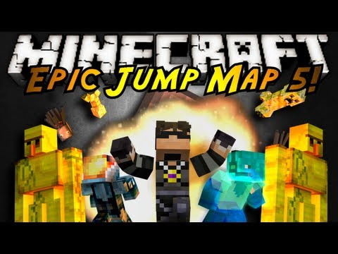 Minecraft: Epic Jump Map Butter Edition FINALE!