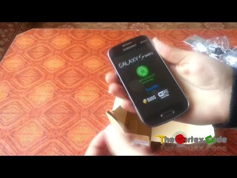 Unboxing Of Samsung Galaxy S Duos 2