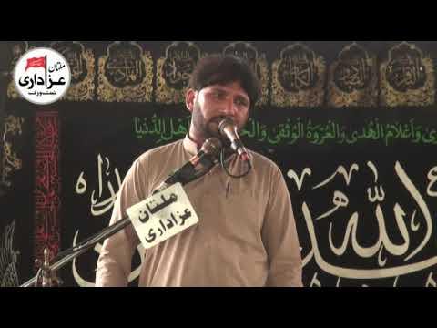 Allama Mazhar Sadqi I Majlis 12 Oct 2018 I 72 Taboot I Shahadat  Ameer Muslim A.S