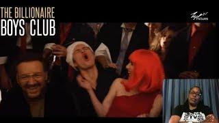 BILLIONARE BOYS CLUB Official Trailer (2018)| Reaction
