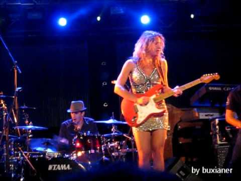 Ana Popovic Solo 'Blues for M' at Tollwood Festival Munich 2011 Live Music Videos