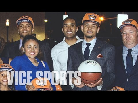 The NBA Draft Day Journey of Tyler Ennis: Coming of Age