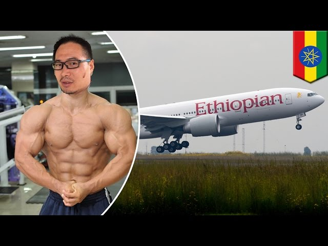 Bodybuilder: Chinese bodybuilder tackles hijacker who threatened to crash plane - TomoNews