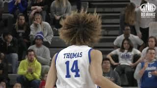 HIGHLIGHTS: Drake Men's Basketball vs. Valparaiso • Feb. 16, 2019