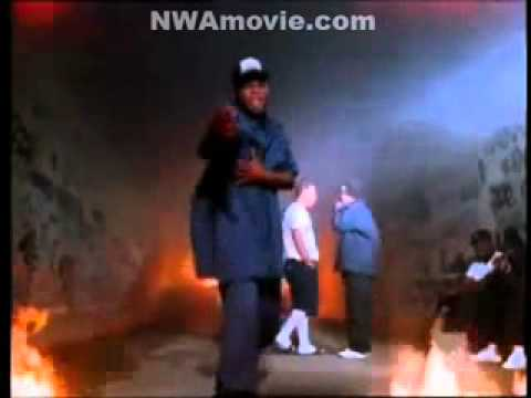"N.W.A.  ""Fuck Tha Police"" Music Video"