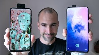 Asus Zenfone 6 vs OnePlus 7 Pro | Full-view comparison!