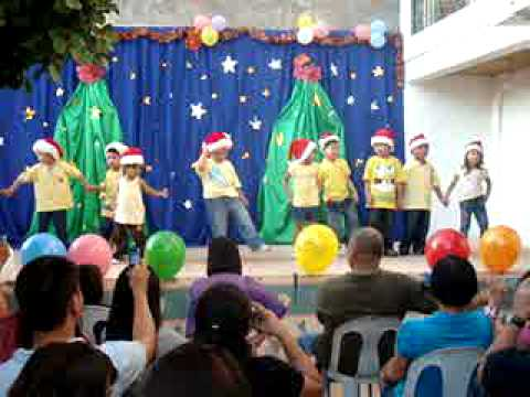 arch angels montessori learning centre xmas program '09