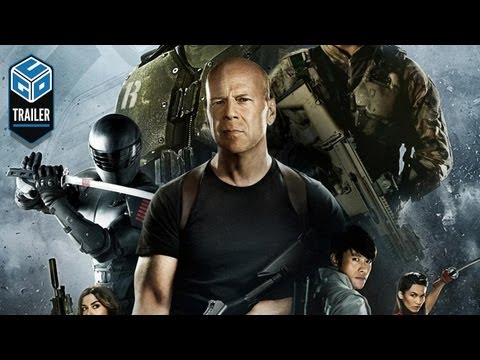 G.I. Joe Retaliation - Official Trailer 3 [HD]